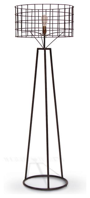 palecek industry floor lamp