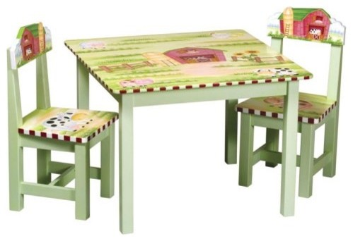 free woodworking plans for kids table and chairs