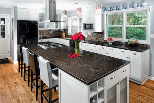 Any Ideas On What Countertop Is? Caesarstone Woodlands? Thanks