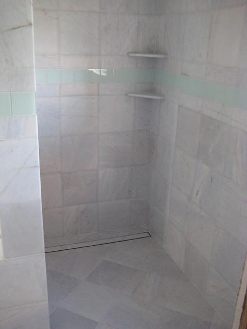 Park City Curbless Shower