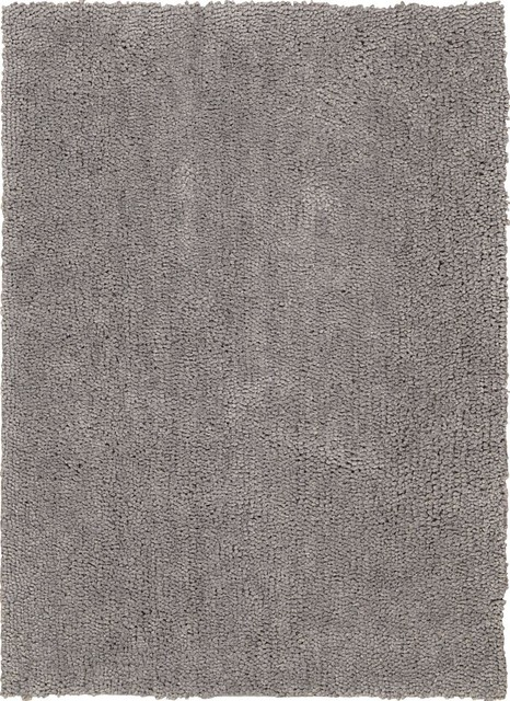 calvin klein home ck215 puli shag area rug ashen