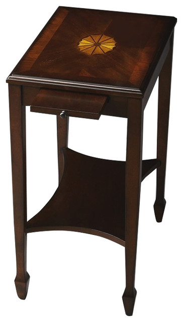 Butler Side Table, Plantation Cherry.