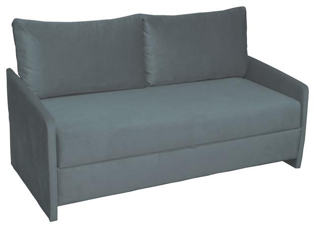 Bellezza Sofa For Murphy Bed A203 Belleza Contemporary Sleeper