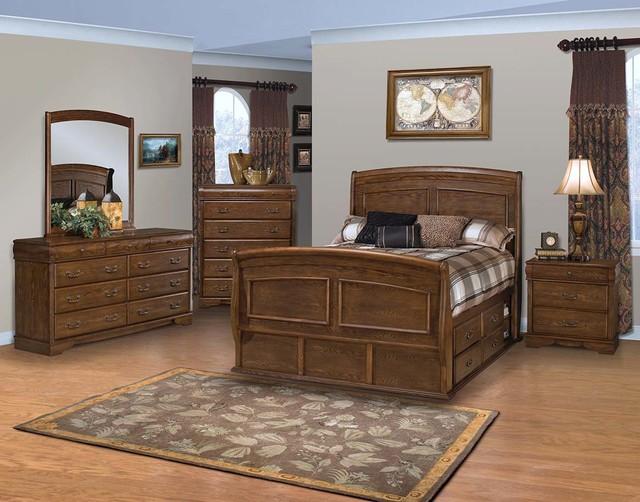New Classic Furniture Farmington Bedroom Collection