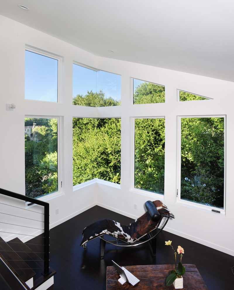 Example of a minimalist home design design in San Francisco