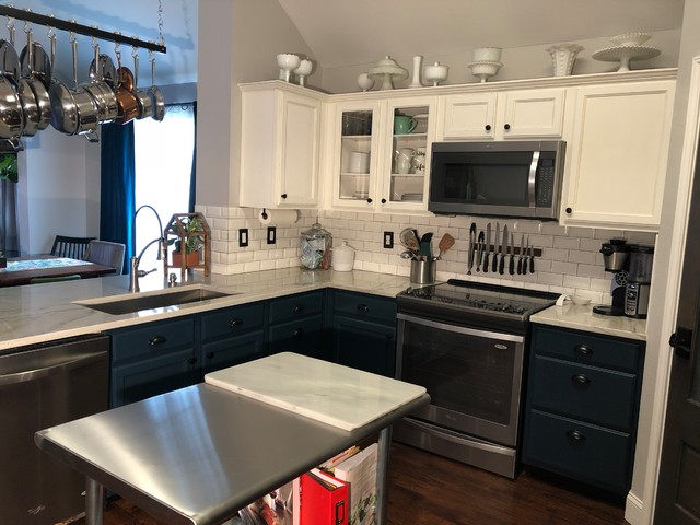 A Couple Update Their Kitchen One Step at a Time for $8,047