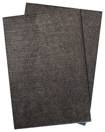 Brown 5 7 8 X8 X3 16 Thick Heavy Duty Felt Sheets Contemporary Furniture Floor Protectors By The