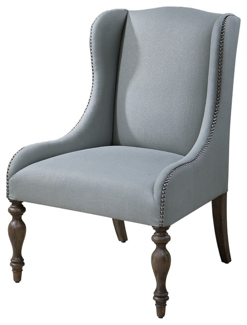 Filon Wing Chair By Uttermost