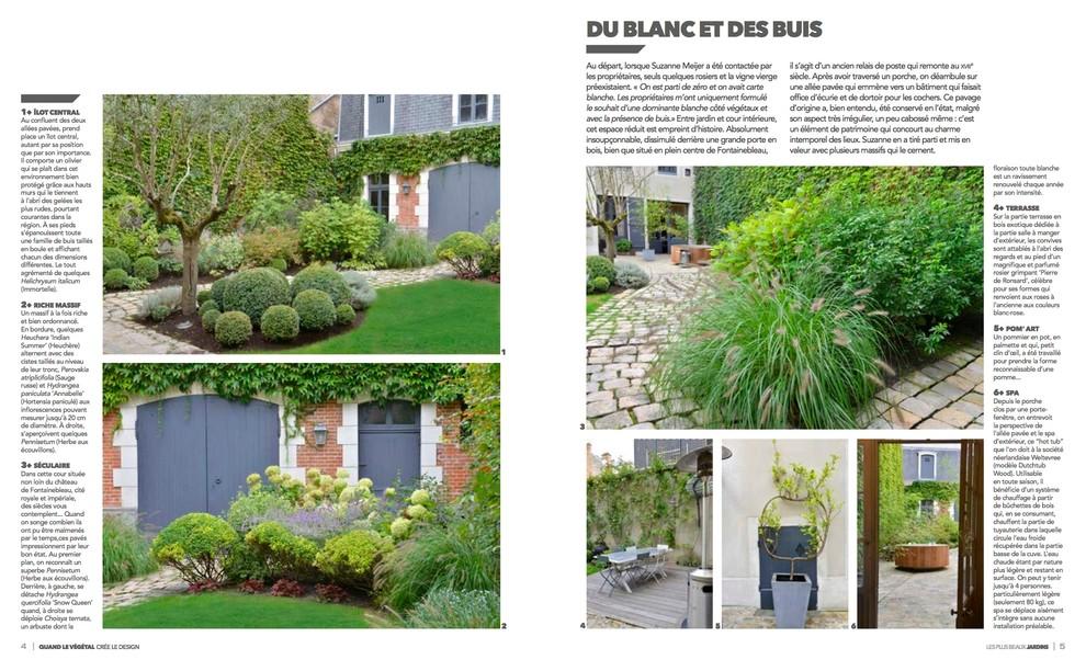 Dossier de presse jardin Fontainebleau