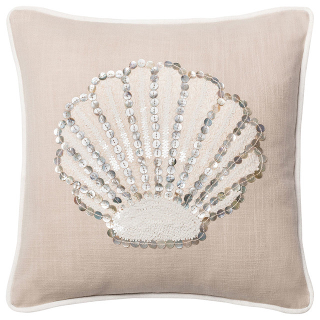 P0147 Pillow - Beach Style - Decorative Pillows - by HedgeApple