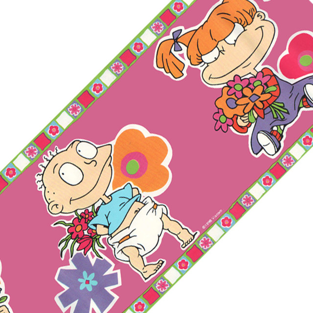 Nickelodeon Rugrats Angelica Lillian Wallpaper Border Roll