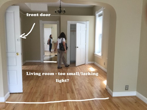 Wed Love To Hear Suggestions About First Whether We Should Make The Western Most Room Into A Master Bedroom