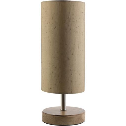 Denton Cylindrical Torch Table Lamp Contemporary Table Lamps
