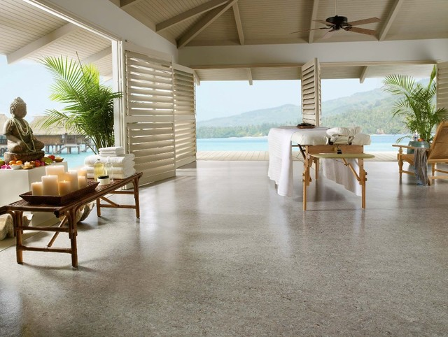 Linorette brand linoleum flooring from Armstrong