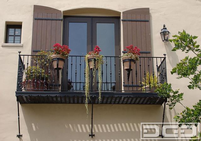 Decorative Designer Exterior Shutters : Architectual Shutt