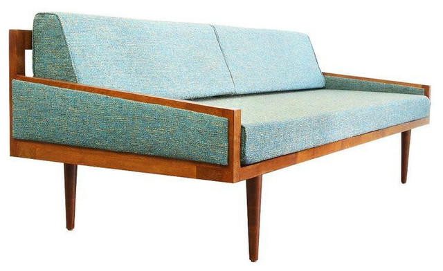 Mid Century Style Daybed Sofa 2 100 Est Retail 1 300 On Chairish