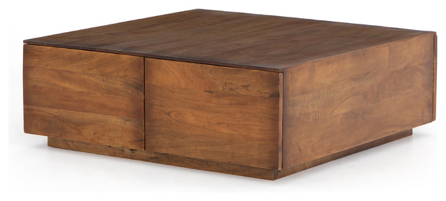 Four Hands Duncan Storage Coffee Table