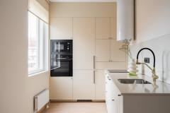 Проект недели: Бюджетная кухня, площадью 6 кв.м.