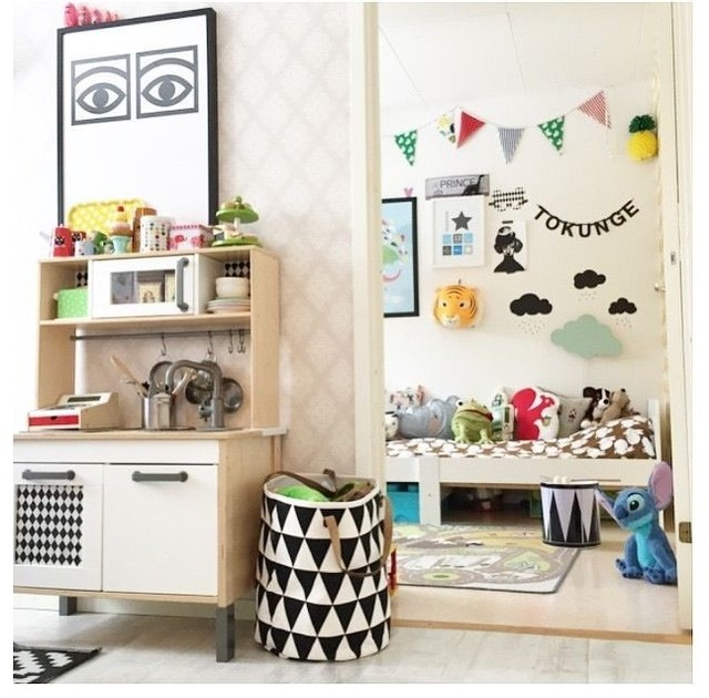 Beautiful chambre scandinave bebe images home ideas 2018