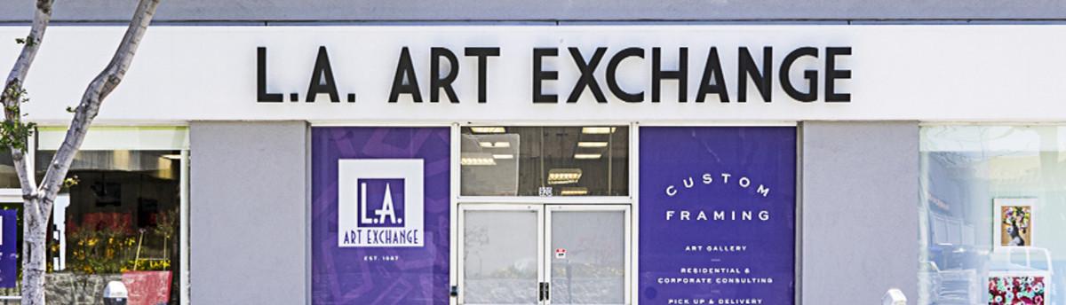L.A. Art Exchange - Santa Monica, CA, US 90401