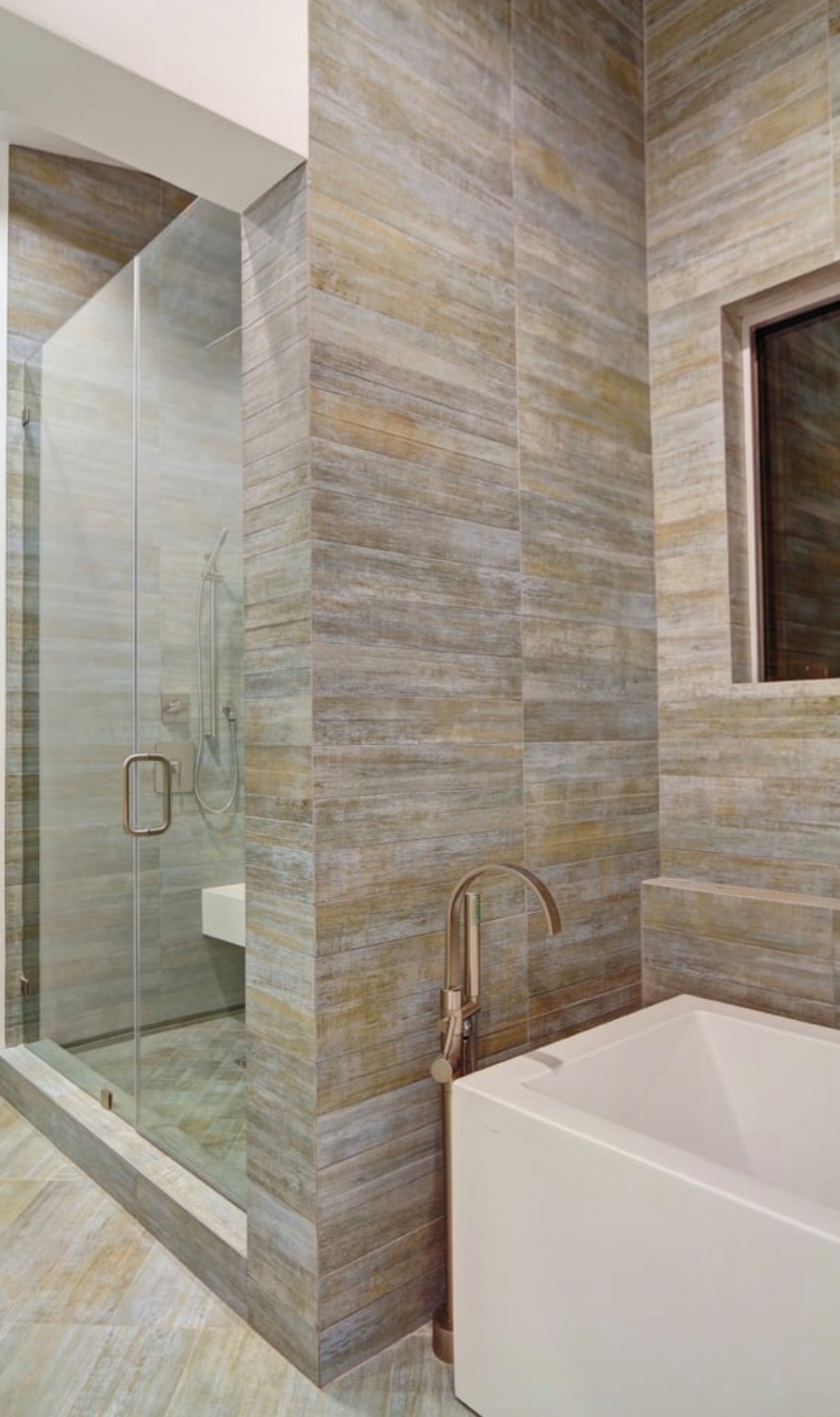 Bathroom remodel in Studio City