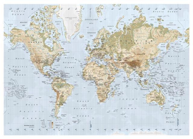 Premiär Picture, World Map