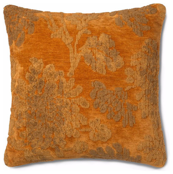 Traditional Throw Pillows : Loloi - Patterned Aura Throw Pillow - View in Your Room! Houzz