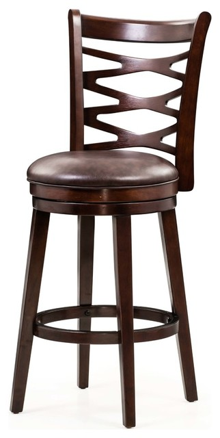 Pleasing Somerville 30 Swivel Bar Height Bar Stool Chair Uwap Interior Chair Design Uwaporg
