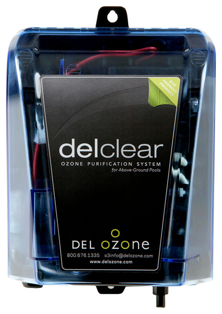 Delclear Ozone Purification System For Above Ground Pools