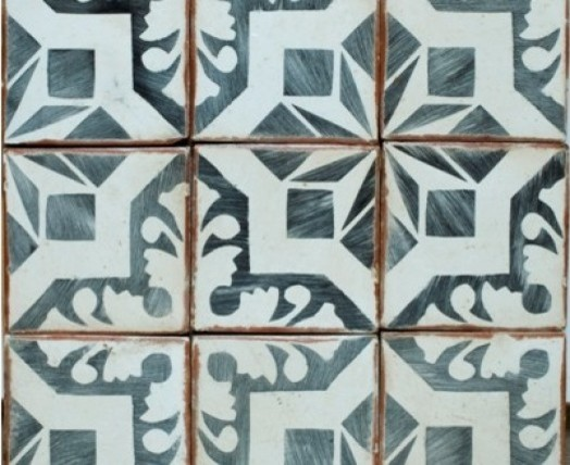 Terra Cotta Tile from Mission Stone and Tile