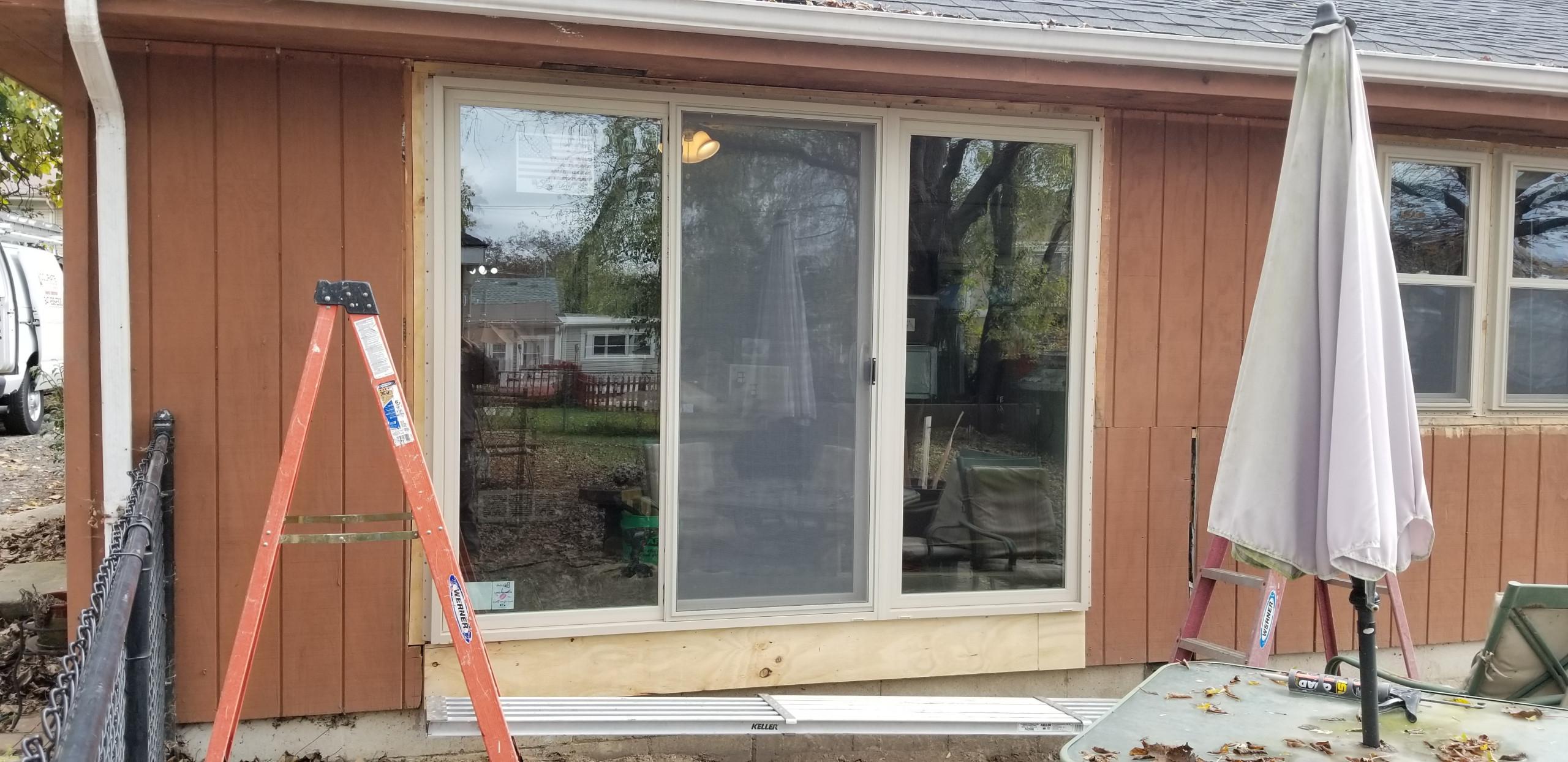 Vinyl Replacement Windows And Sliding Glass Doors