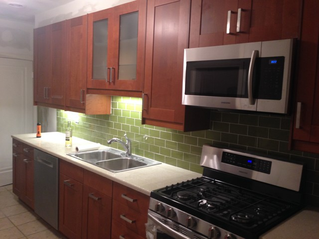 ikea kitchen installation in washington dc maryland and northern virginia traditional kitchen - Kitchen Cabinets Northern Virginia