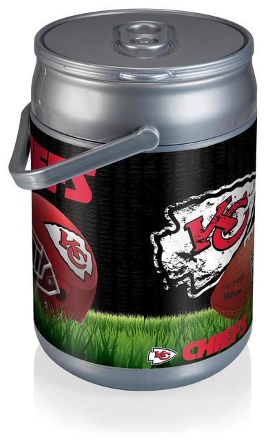 Kansas City Chiefs Can Cooler Football Design