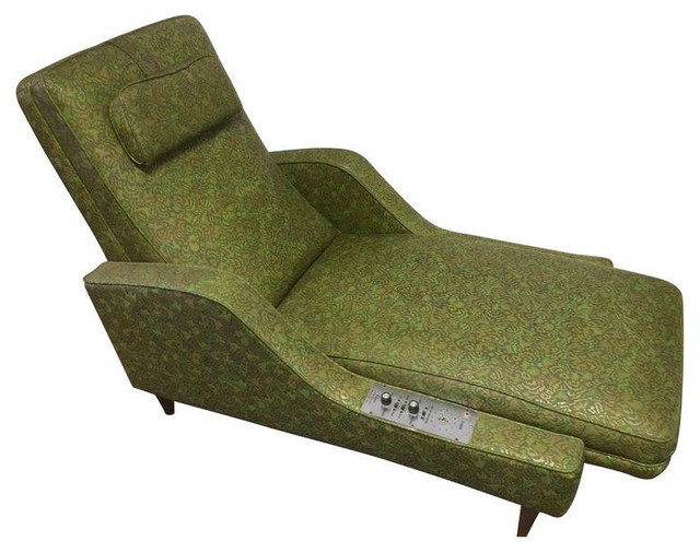 Incroyable Ramar Vintage Massage Lounge Chair