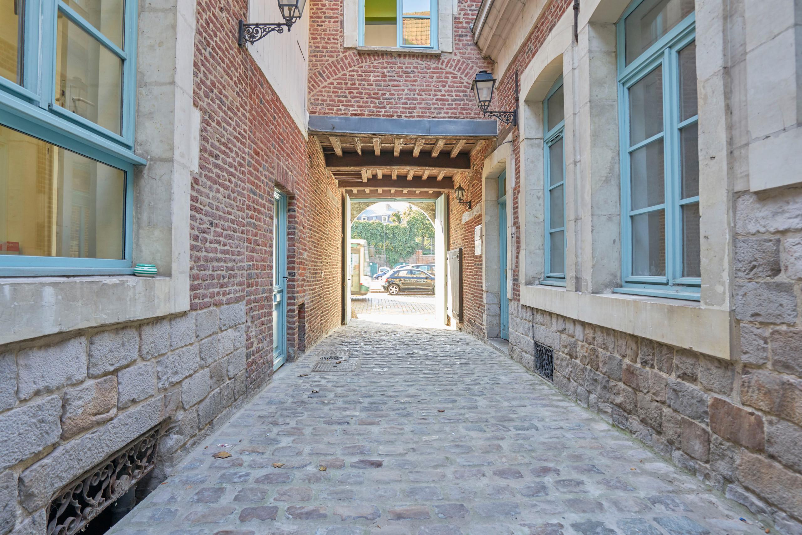Duplexs dans le vieux Lille