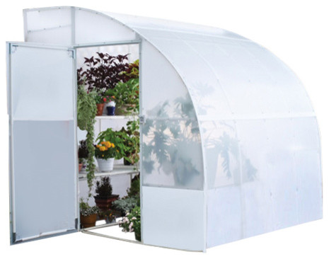 Harvester Greenhouse, 8&x27;, 3.5mm Covering.