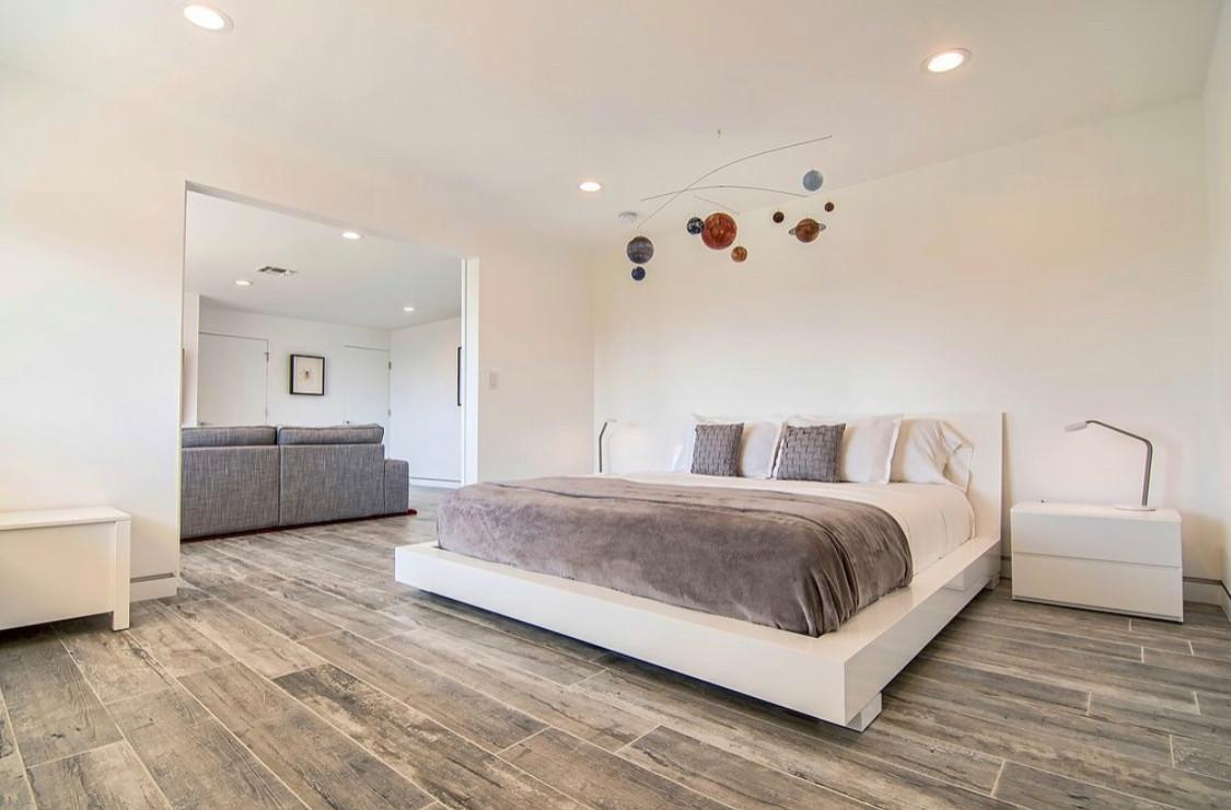Master bedroom remodeling in Calabasas