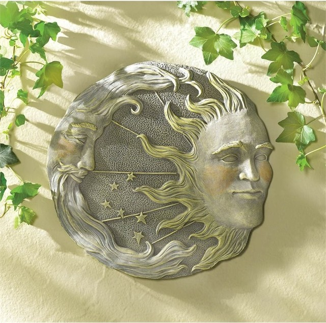 Celestial Wall Plaque.
