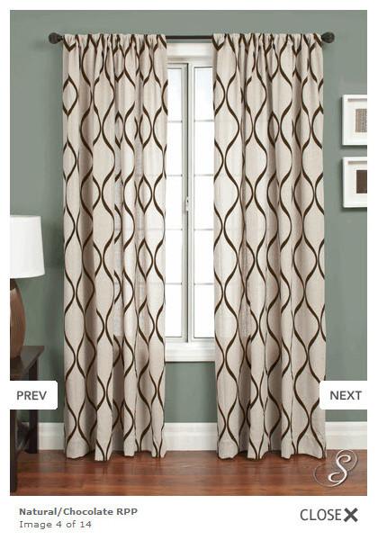 Tan Brown Curtains - Best Curtains 2017
