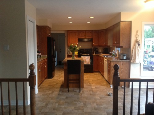 What to do with our 1990's kitchen?