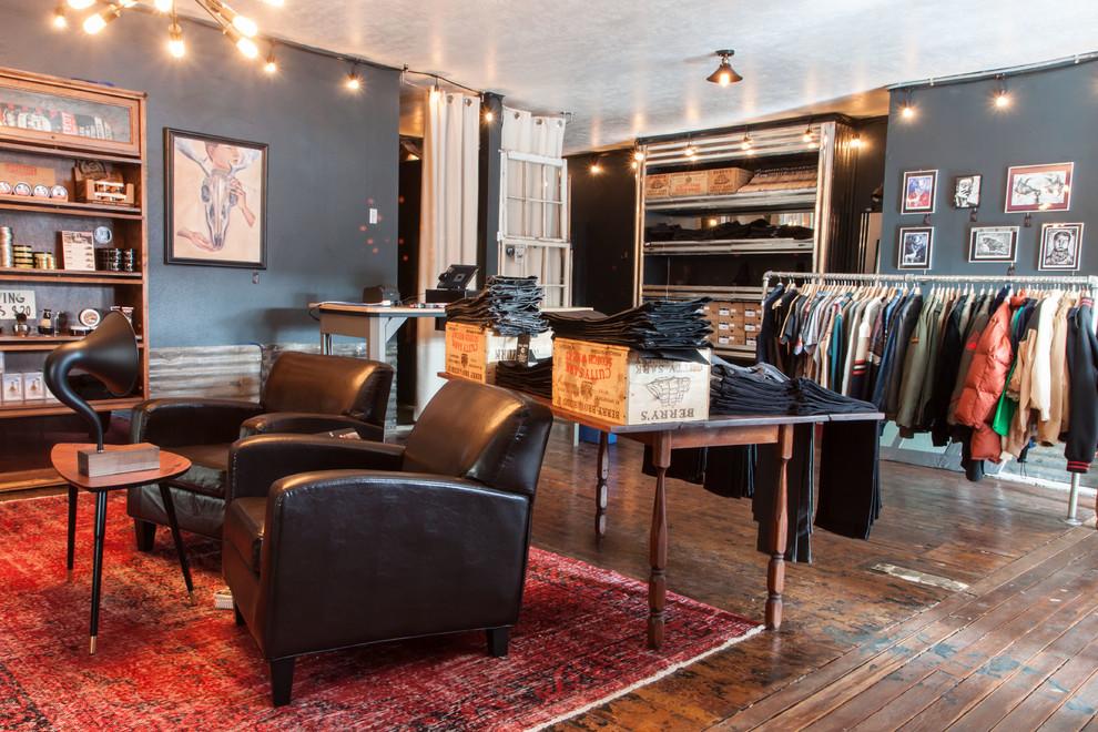 Menswear Boutique
