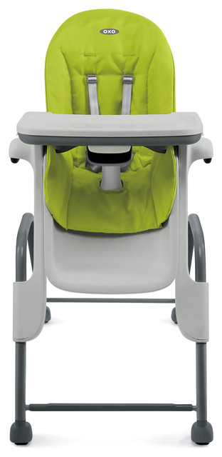 oxo tot seedling high chair - contemporary - high chairs and