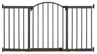 Summer Infant Metal Expansion Gate 6 Extra Tall Walk Thru