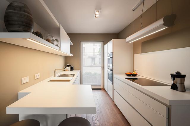 Outdoor Küche Reihenhaus : Reihenhäuser interieur modern küche berlin von