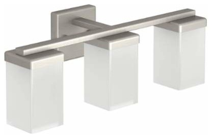 Contemporary Bathroom Vanity Lights moen yb8863 90 degree 3 light reversible bathroom vanity light