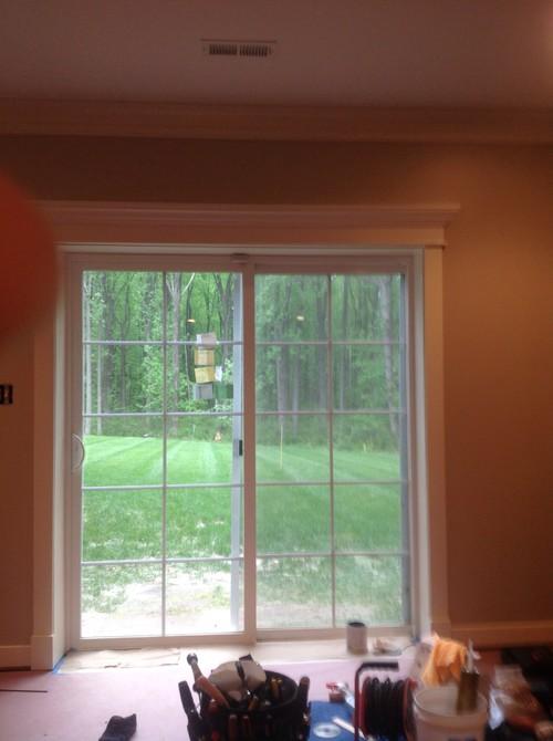 Curtains On Sliding Glass Door