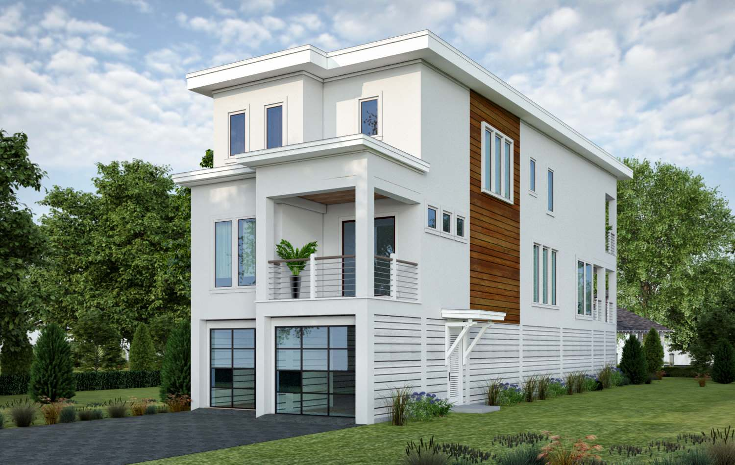 Modern Coastal on Cotton Bayou
