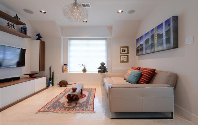 Sandrea Residence Modern Houston By Cantoni Houston