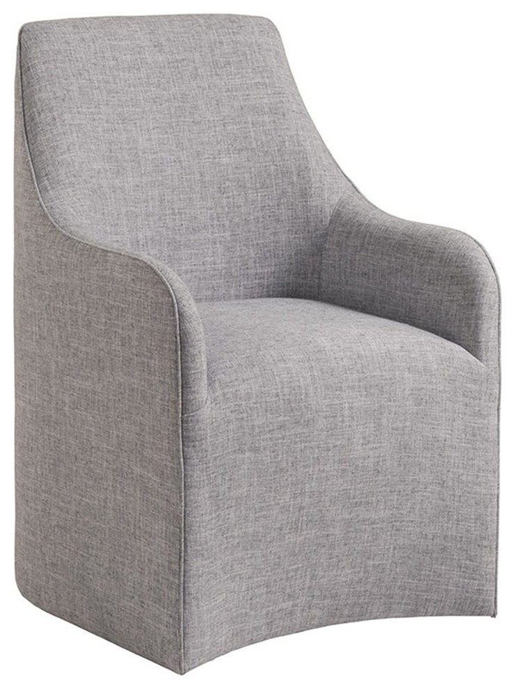 Artistica Home Riley Arm Chairs Set Of 2 Midcentury