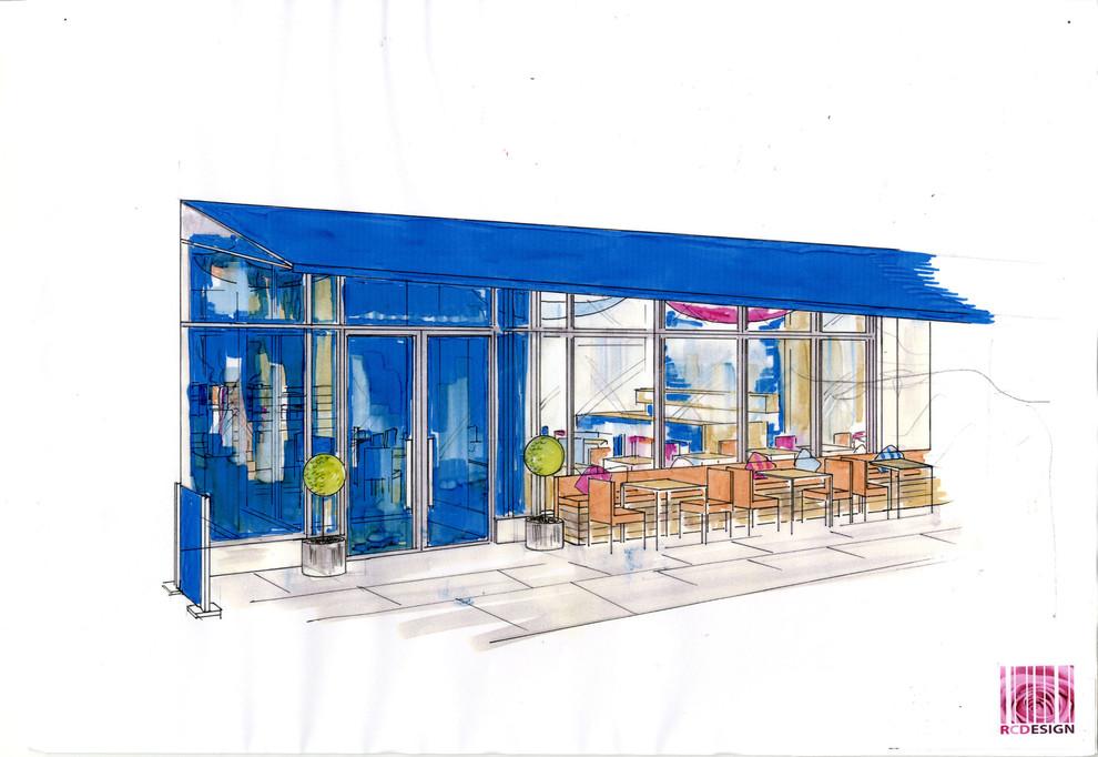 Cafe proposal